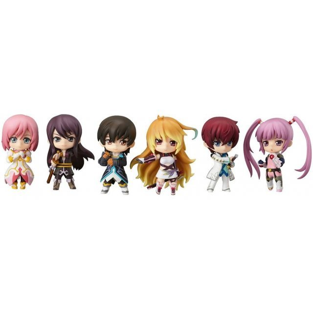 Nendoroid Petite Tales Series (Re-run) (Set of 8 pieces)