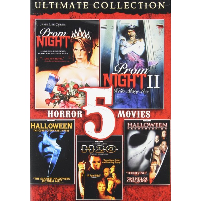 5-Movie Horror Ultimate Collection