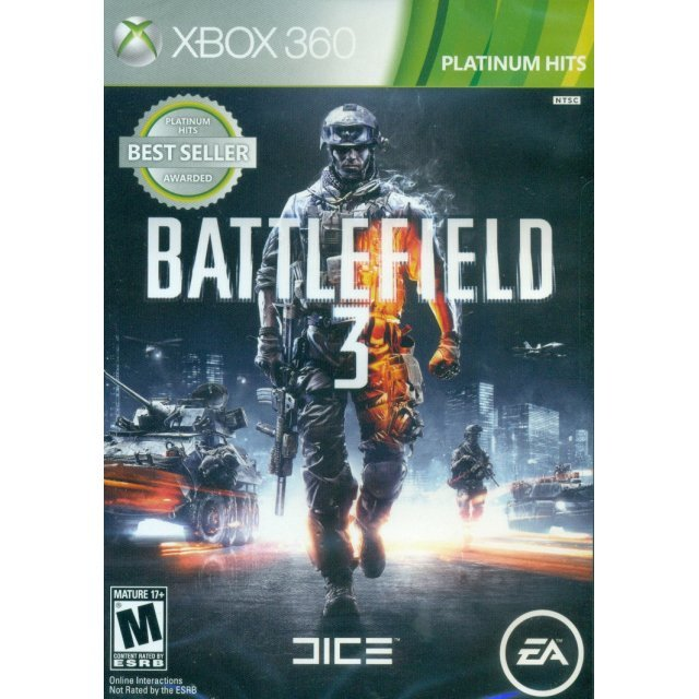 Battlefield 3 (Platinum Hits)