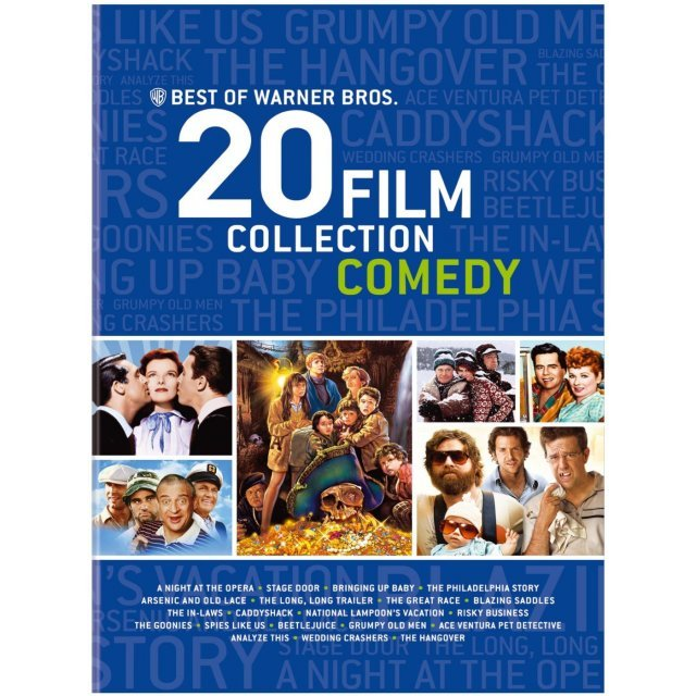 Best of Warner Bros: 20 Film Collection Comedy