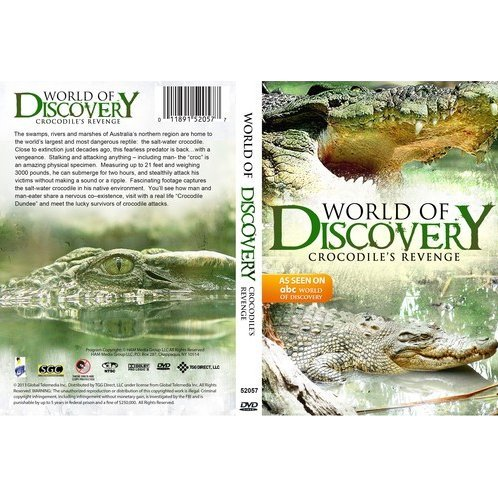 World of Discovery: Crocodile's Revenge