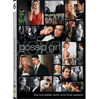 Gossip Girl Season 6 [3DVD]