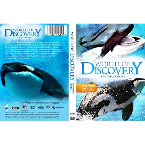 World of Discovery: Killer Whales - Beautiful Killers