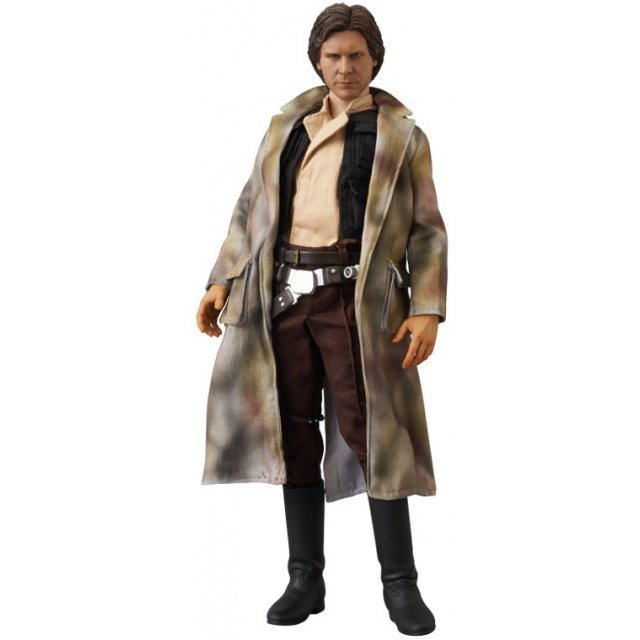 Ultimate Unison Star Wars Fashion Doll: Han Solo (Re-run)