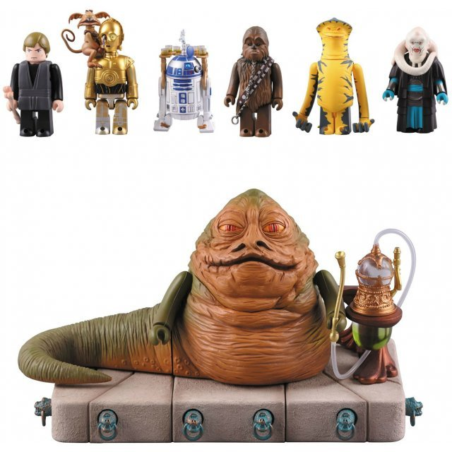 Kubrick Star Wars DX Series 1 Trading Figure (Set of 12 pieces)