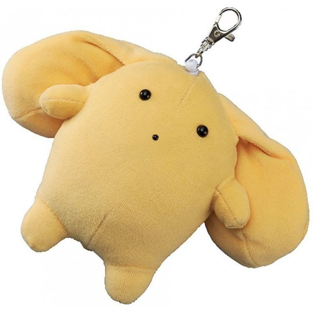 Wooser's Hand-To-Mouth Life Fluffy Pass Case