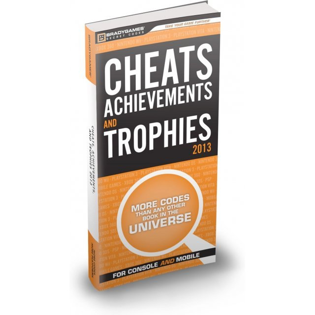 Cheats, Achievements, and Trophies 2013