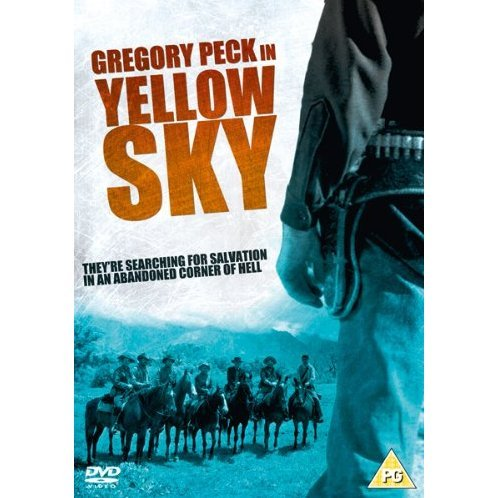Yellow Sky: Gregory Peck
