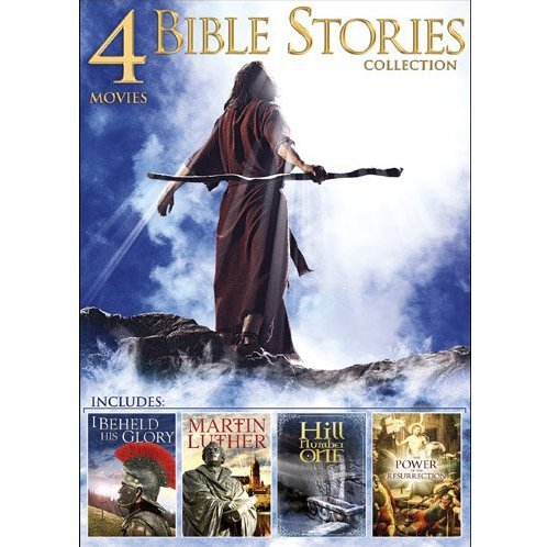 Bible Story Collection: 4 Movies Vol. 2