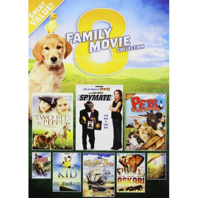 Family 8 Movie Collection