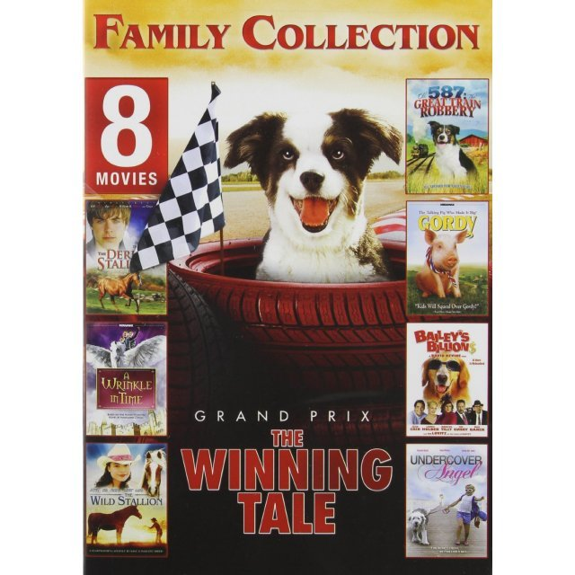 Family Collection: 8 Movies
