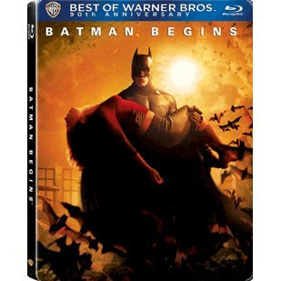 Batman Begins [Steelbook Edition]