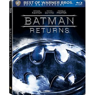Batman Returns [Steelbook Edition]