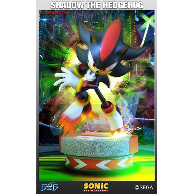 Sonic the Hedgehog Series: Shadow The Hedgehog Exclusive