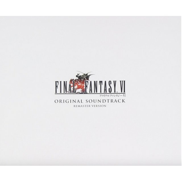 Final Fantasy VI Original Soundtrack Remaster Edition