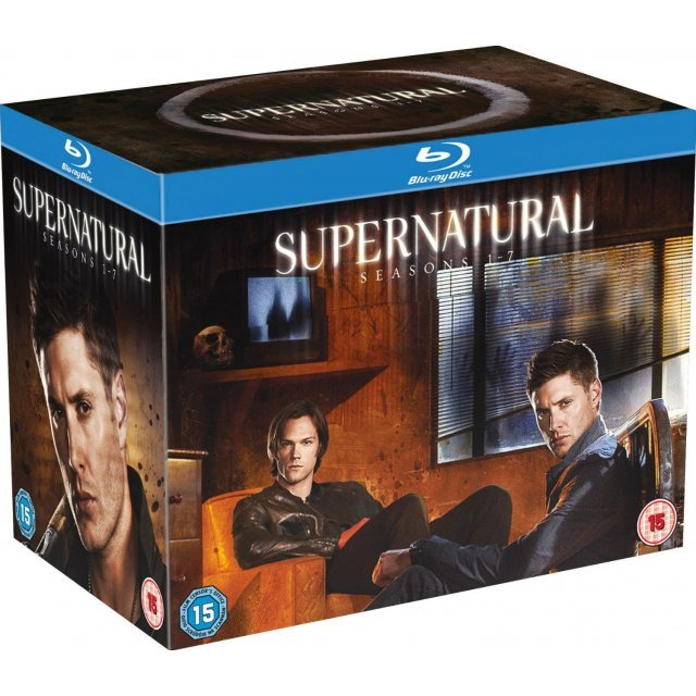Supernatural: Season 1-7