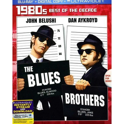 The Blues Brothers [1980s Best of the Decade]