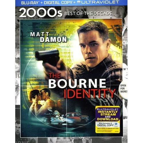 The Bourne Identity [2000s Best of the Decade]