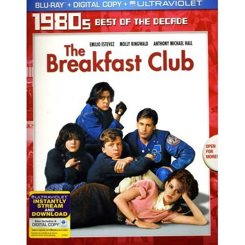 The Breakfast Club [1980s Best of the Decade]