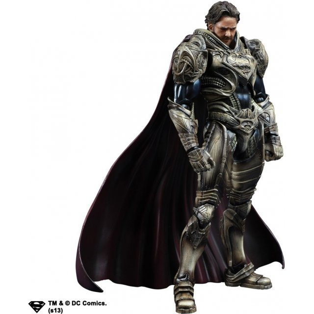 Man of Steel Play Arts Kai: Jor-El