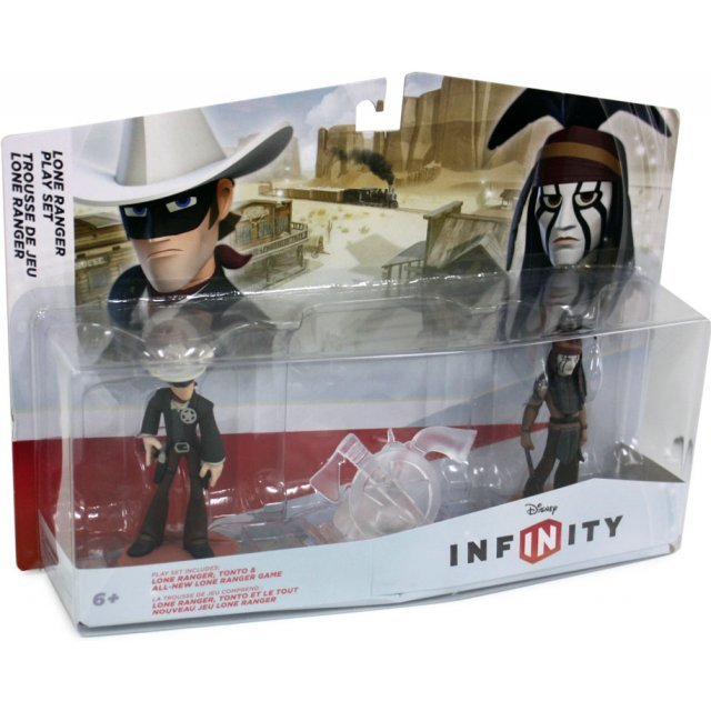 Disney Infinity Play Set Figure: Lone Ranger