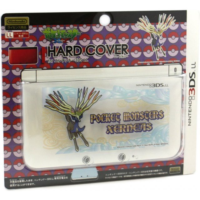 Pokemon Hard Cover for 3DS LL (Xerneas)