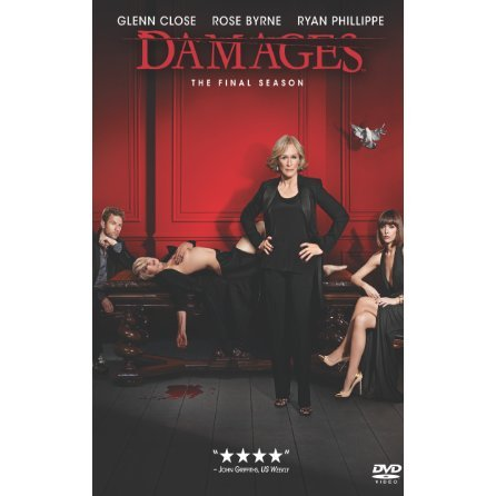 Damages Season 4 [3DVD]