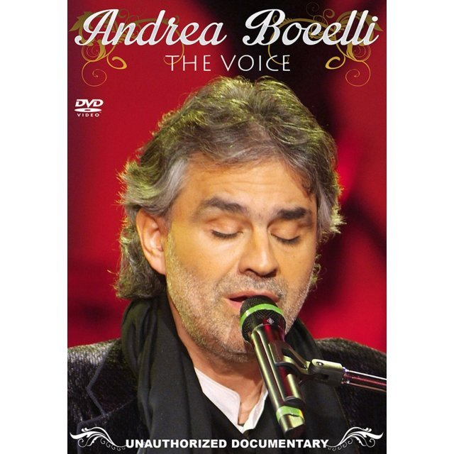 Andrea Bocelli: The Voice