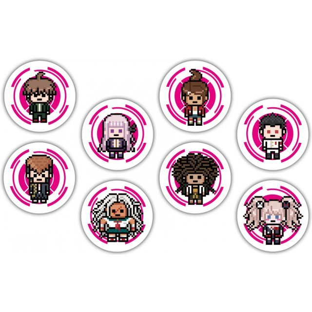 Danganronpa the Animation Jewel Strap Collection: Danganronpa Chapter 01 (Random Single)