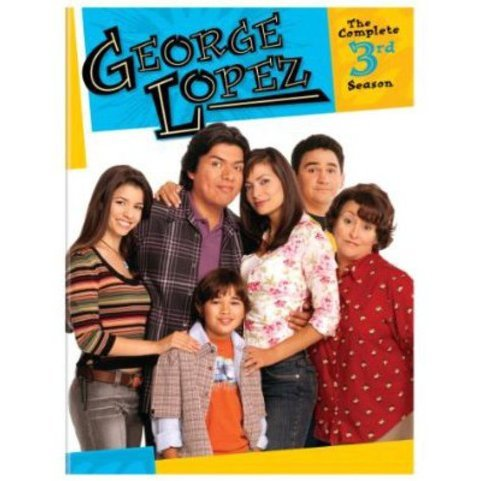George Lopez: The Complete 3rd Season