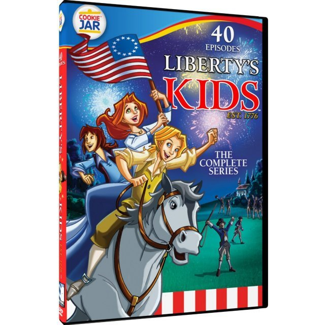 Liberty's Kids: The Complete Series