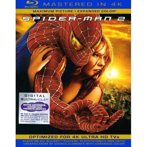 Spider-Man 2 [Mastered in 4K]