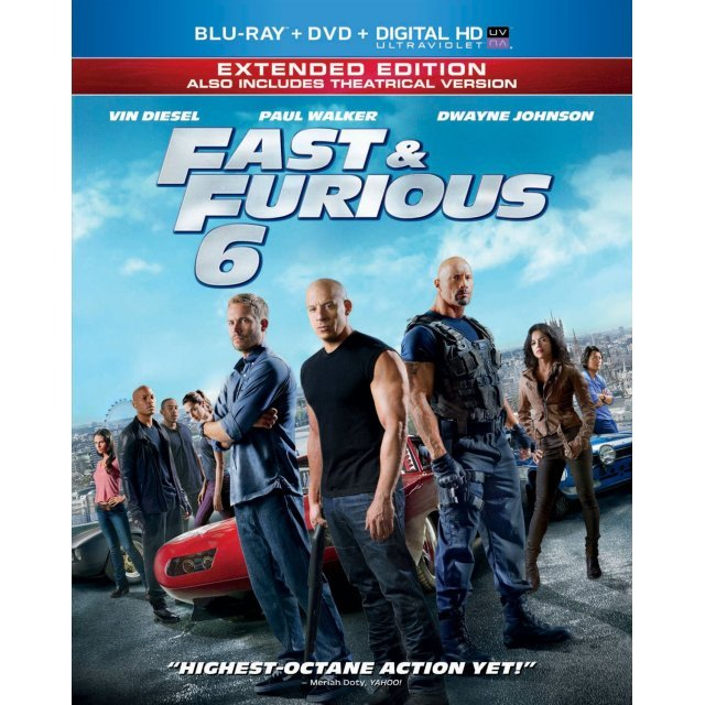 Fast & Furious 6 [Extended Edition]