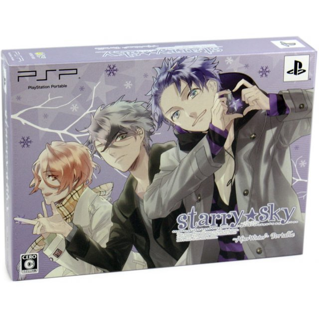 Starry * Sky ~After Winter~ Portable [Limited Edition]