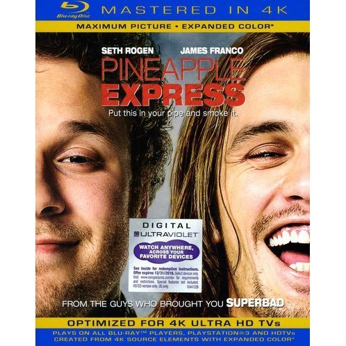 Pineapple Express (Mastered in 4K)