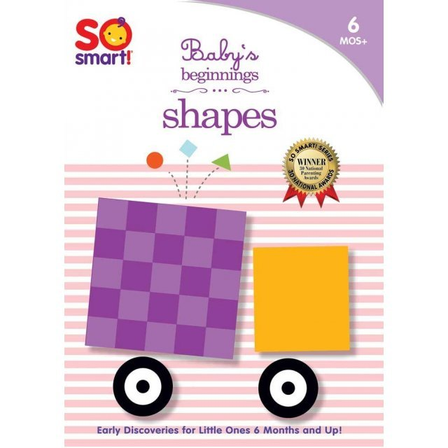 So Smart! Baby's Beginnings - Shapes