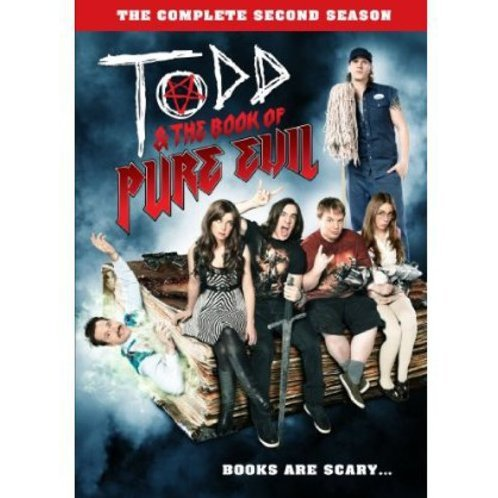 Todd and the Book of Pure Evil: the Complete Second Season