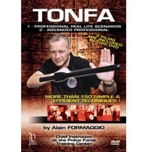 Tonfa: Professional Real Life Scenarios / Advanced Professional