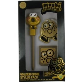 Moshi Monsters Stylus Pack (Golden Oddie Limited Edition)