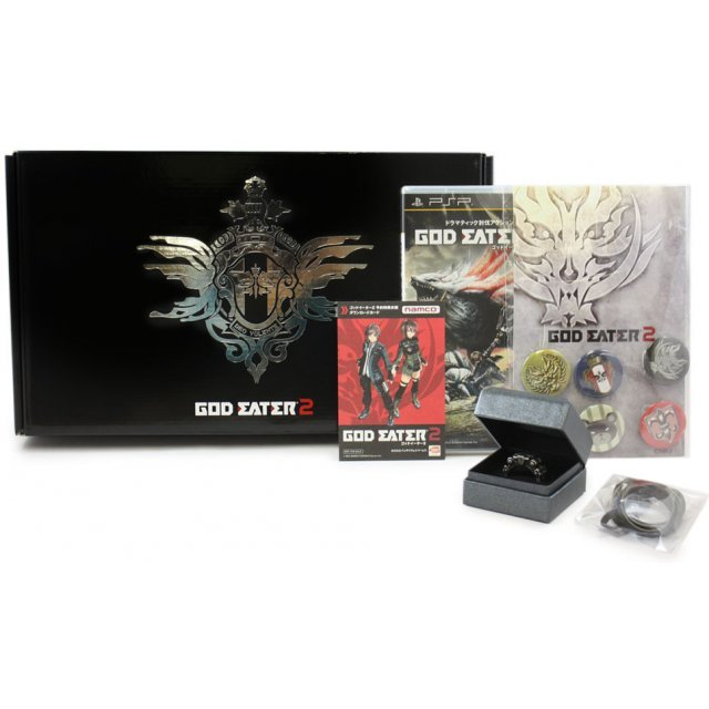God Eater 2 [LaLaBit Market Luxury Edition - Male Ring Size 21]
