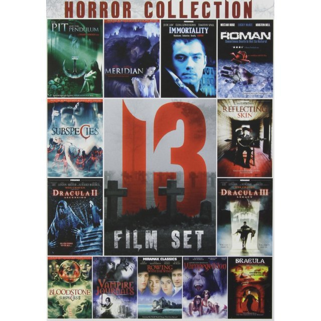 Horror Collection: 13 Film Set
