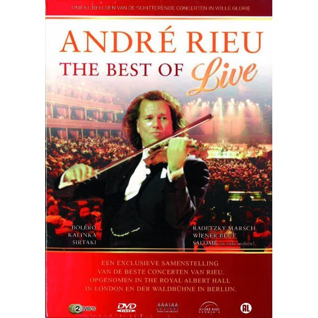 Andre Rieu - The Best of Live