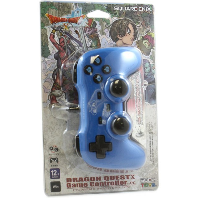 Square Enix Dragon Quest X Game Controller for PC