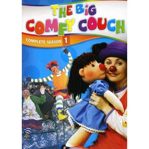 The Big Comfy Couch: Complete Season 1
