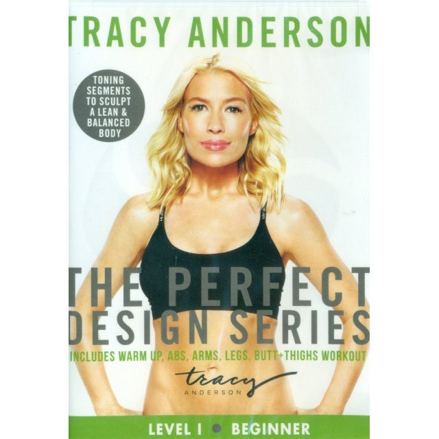 Tracy Anderson: The Perfect Design Series - Sequence 1