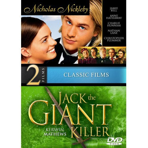 2 Classic Fils: Nicholas Nickleby / Jack the Giant Killer