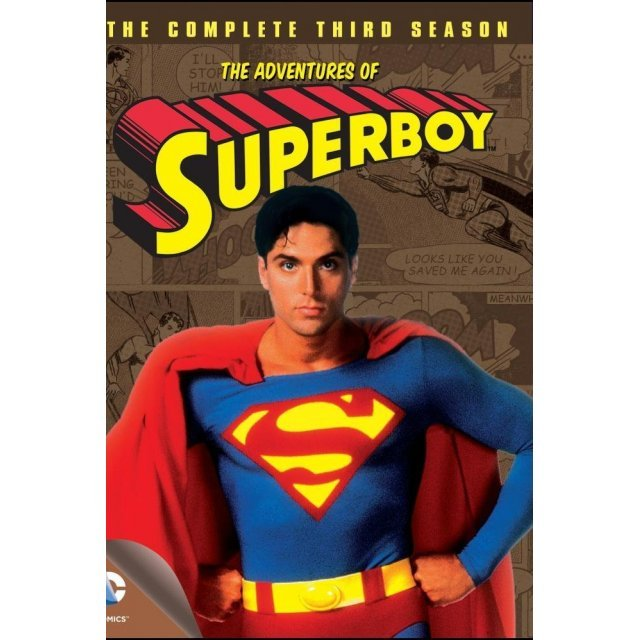 The Adventures of Superboy: The Complete Third Season