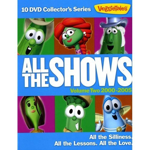 Veggie Tales: All the Shows Volume 2