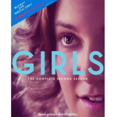 Girls: the Complete Second Season [Blu-ray+DVD+Digital Copy+UltraViolet]