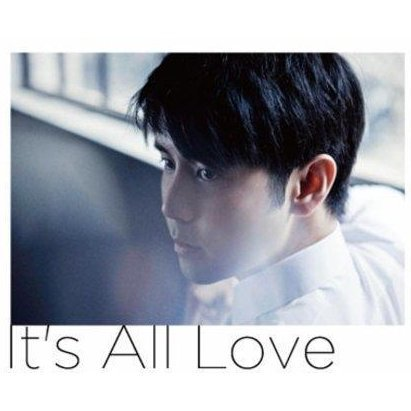 It's All Love [CD+DVD]